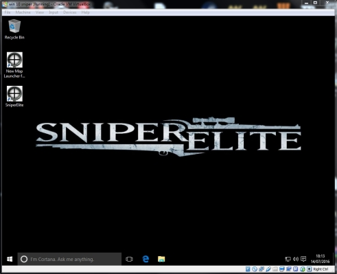 desktop sniper