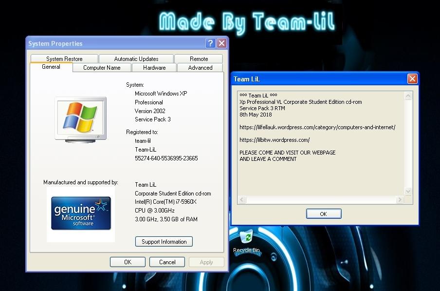 Windows xp pro corp sp3 Nl nl dutch Nederlands